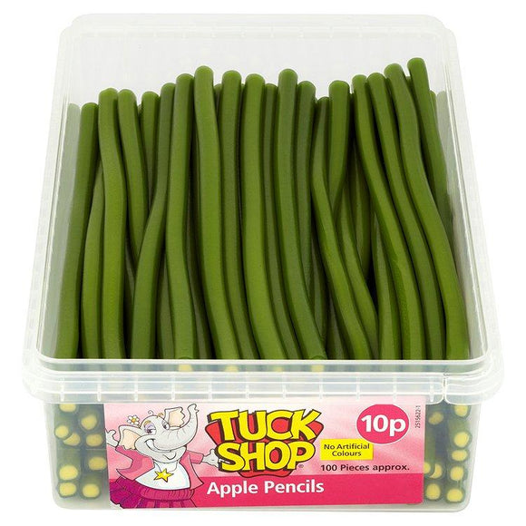 Tuck Shop Apple Pencils Tub Of 100