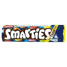 Smarties Hexatube 38G X 48