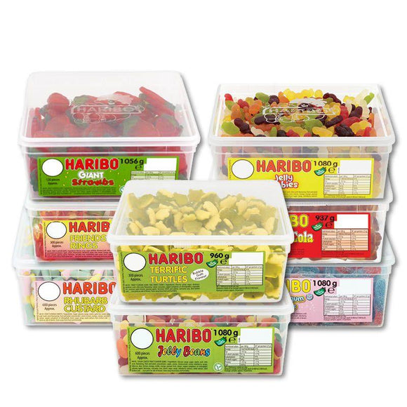 Haribo Sweets Bundle