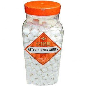 Gibbs After Dinner Mints - 2Kg