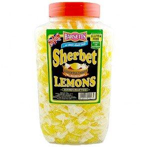 Barnetts Wrapped Sherbet Lemon - 3Kg