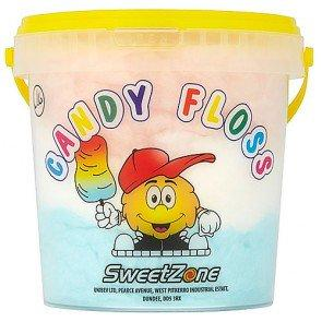 Candy Floss 50G Tubs - 6 Count