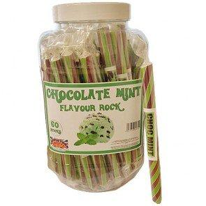 Chocolate Mint Rock - 60 Count