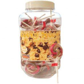 Cookie Dough Lollies - 50 Count