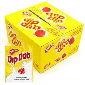 Barratt Dip Daps - 50 Count