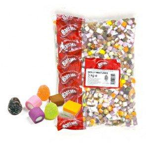 Barratt Dolly Mixture - 3Kg