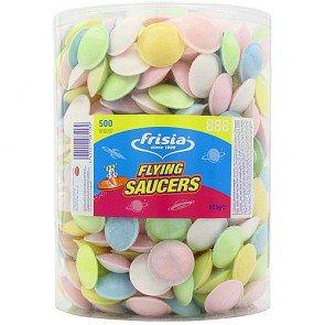 Frisia Flying Saucers Drum - 500 Count