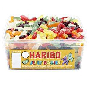 Haribo Jelly Babies - 600 Count