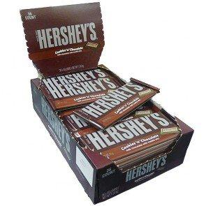 Hershey Cookies N Chocolate - 36 Count