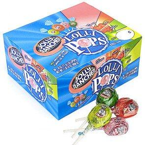 Jolly Rancher Lollipops - 50 Count