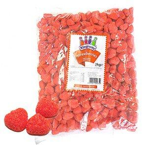 Kingsway Foam Strawberries - 2Kg