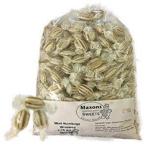 Maxons Mint Humbugs Wrapped - 3.18Kg