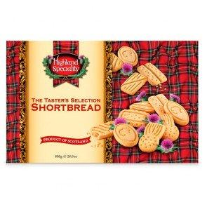 Highland Speciality 800G Gift Box - 9'S