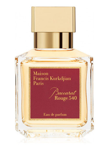Francis Kurkdjian Baccarat Rouge 540 Maison for women and men