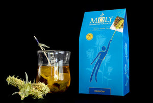 "MOLY ""HARMONY"" HERBAL TEA"