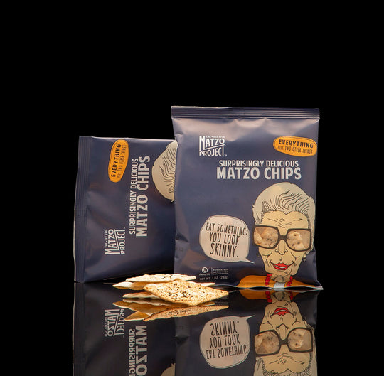 MATZO PROJECT EVERYTHING BAGEL CHIPS (6 PACK)