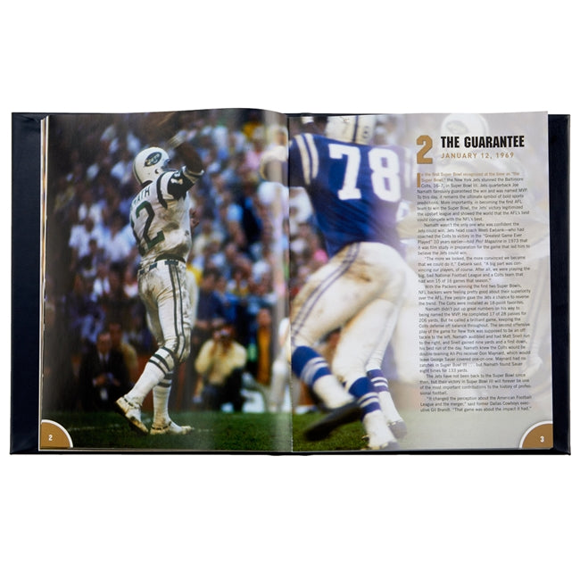 Graphic Image NFL 100: The Greatest Moments of the NFL's Century
