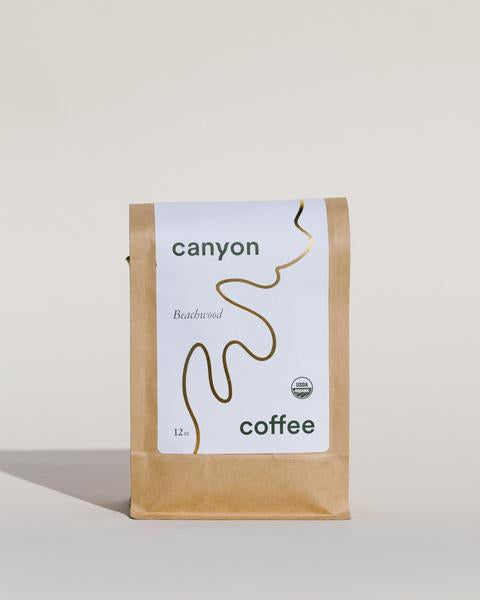 Canyon Whole Bean Coffee