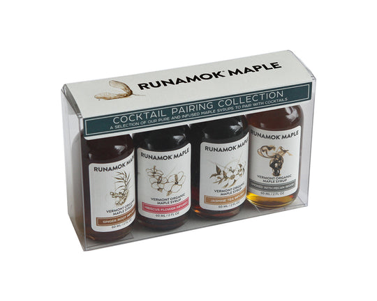 Runamok Cocktail Pairing Collection