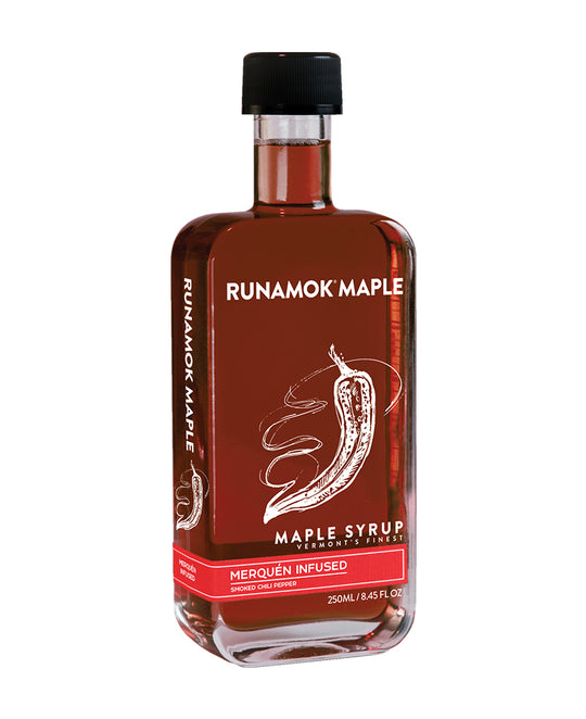 Runamok Merquen Infused Maple Syrup
