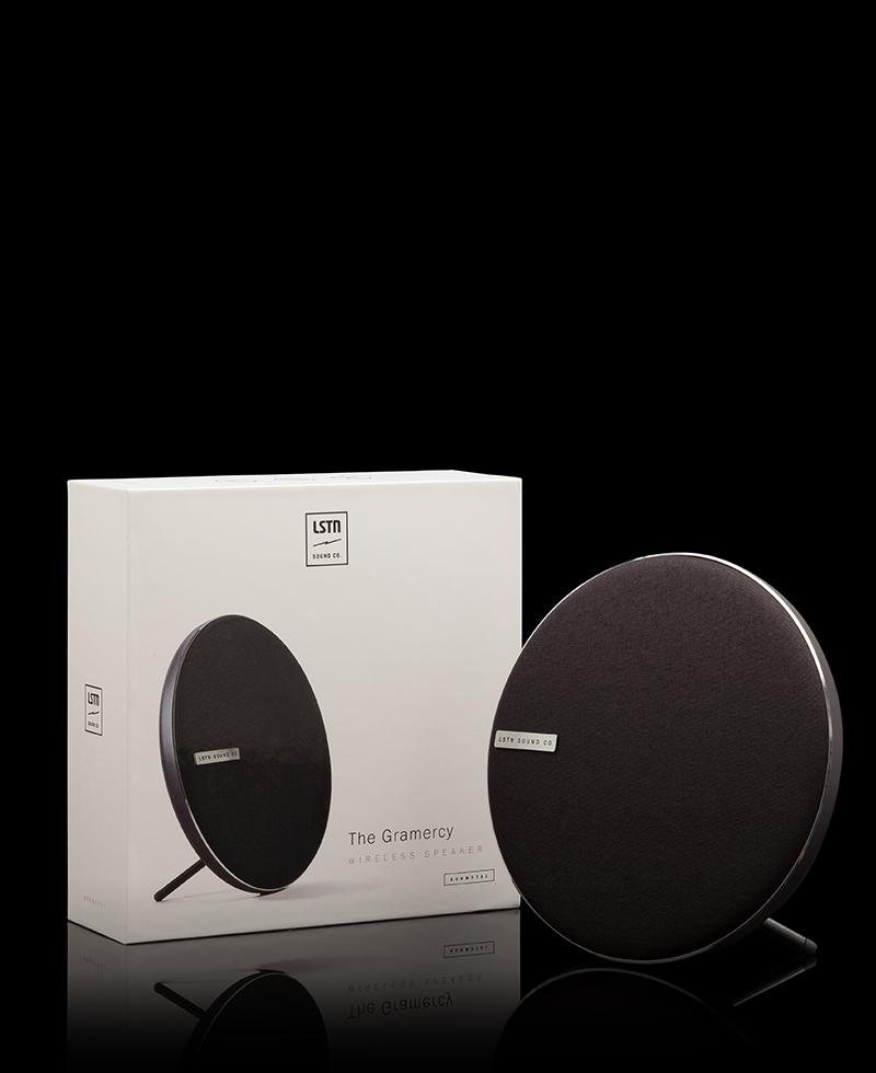 LSTN Gramercy Wireless Speaker (Set of 2)