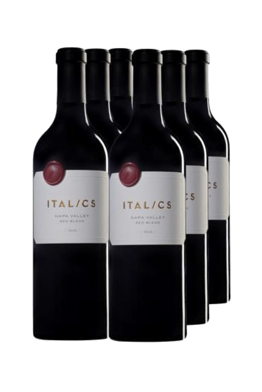 Italics Estate Red Wine Half Case