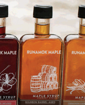 Runamok Maple Bourbon Barrel Syrup (2 Pack)