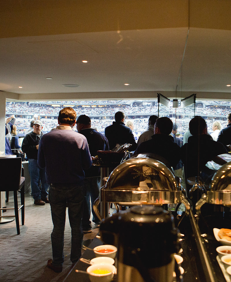 Super Bowl Suites from SuiteHop