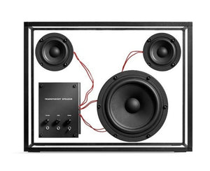 Transparent Sound Speaker