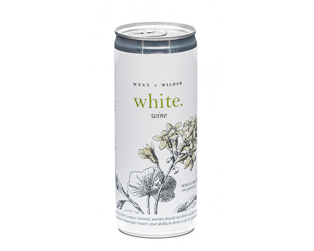 WEST + WILDER White Wine - Case