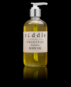 Riddle Body Oil