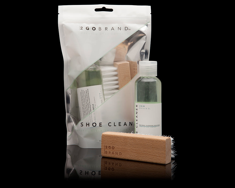 2GoBrand Shoe Cleaning Kit (Set of 2)