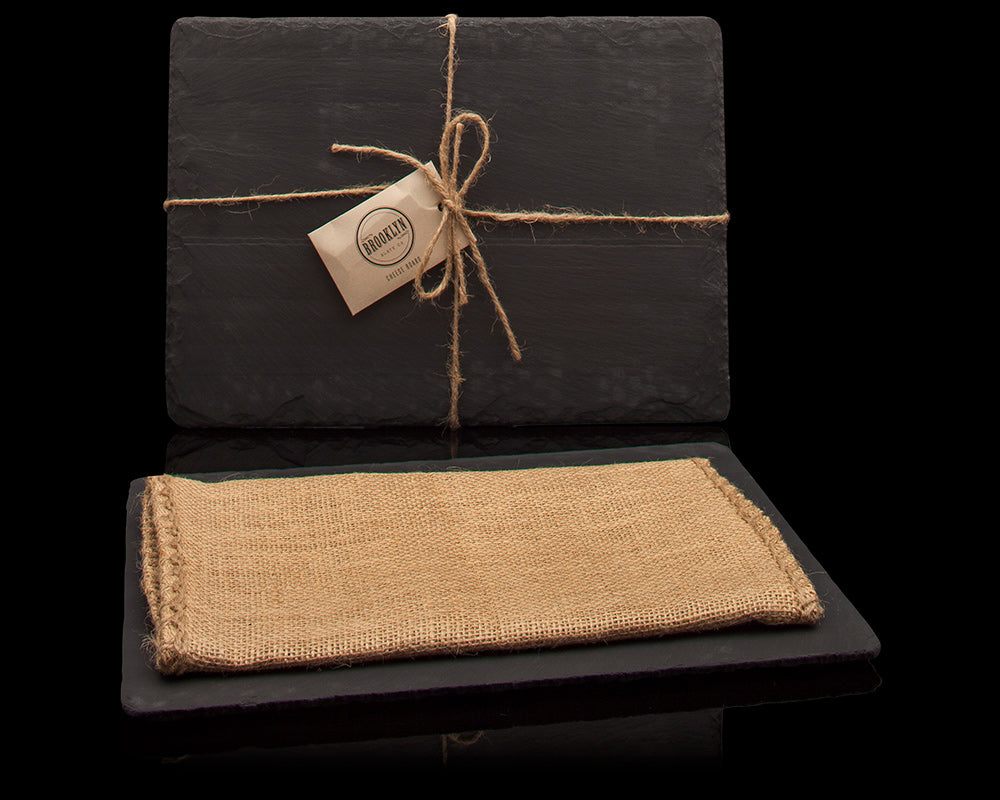 Brooklyn Slate Co. Cheese Slate (Set of 2)