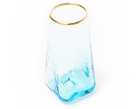 Caravan Celine Shot Glasses - Sky Blue (Set of 6)