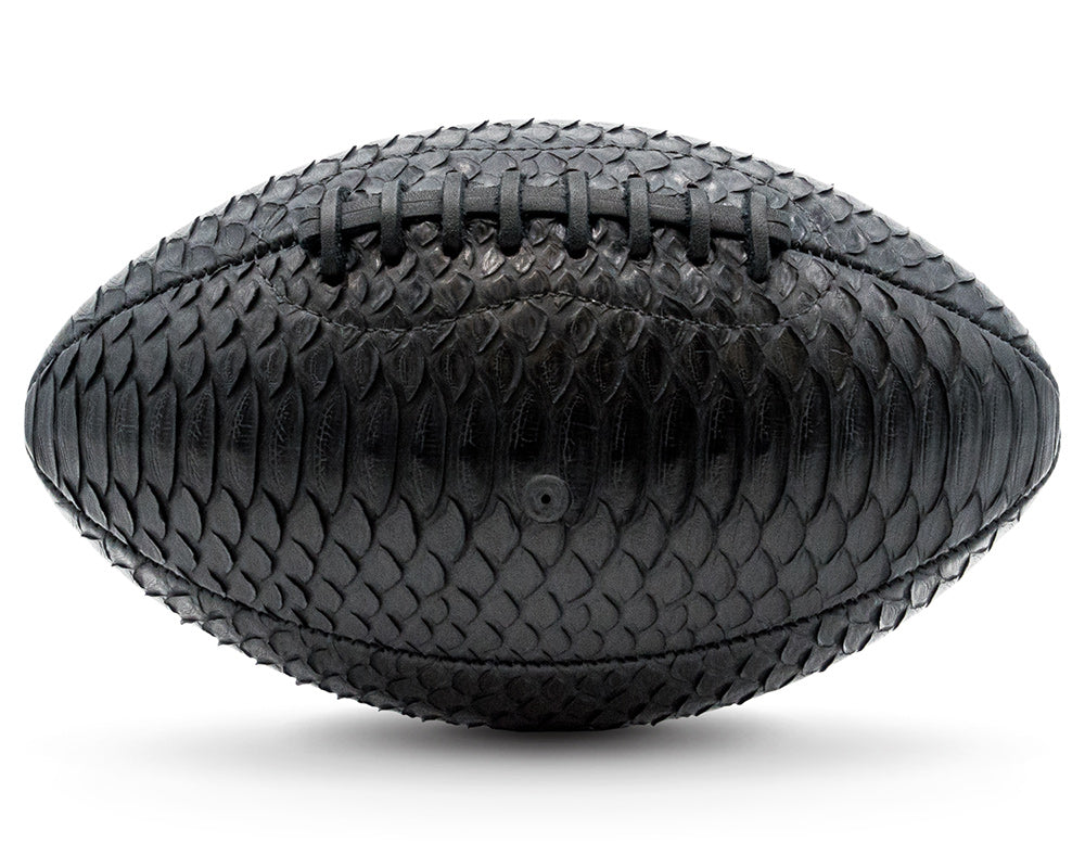 Leather Head Sports Handmade Python Football