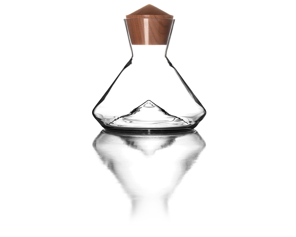 Sempli Mini Monti Decanter with Noix Stopper