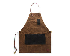 Sturdy Brothers Charles Waxed Apron