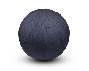 Venn Design Spherical Chair - Denim