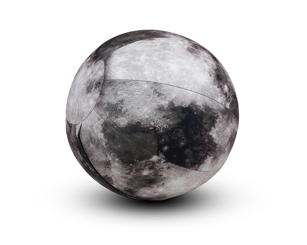 Venn Design Spherical Chair - Moon