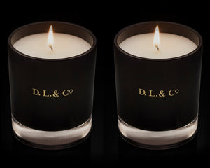 D.L. & Co. Fireside Embers Candle Set