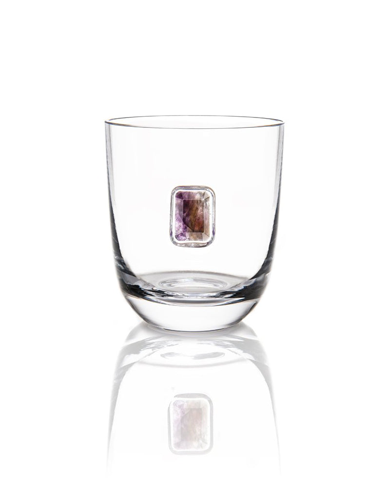Anna NY Elevo Dof Glasses - Amethyst (Set of 2)