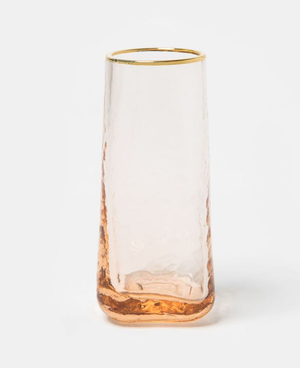 Caravan Celine Shot Glasses - Rose Pink (Set of 6)