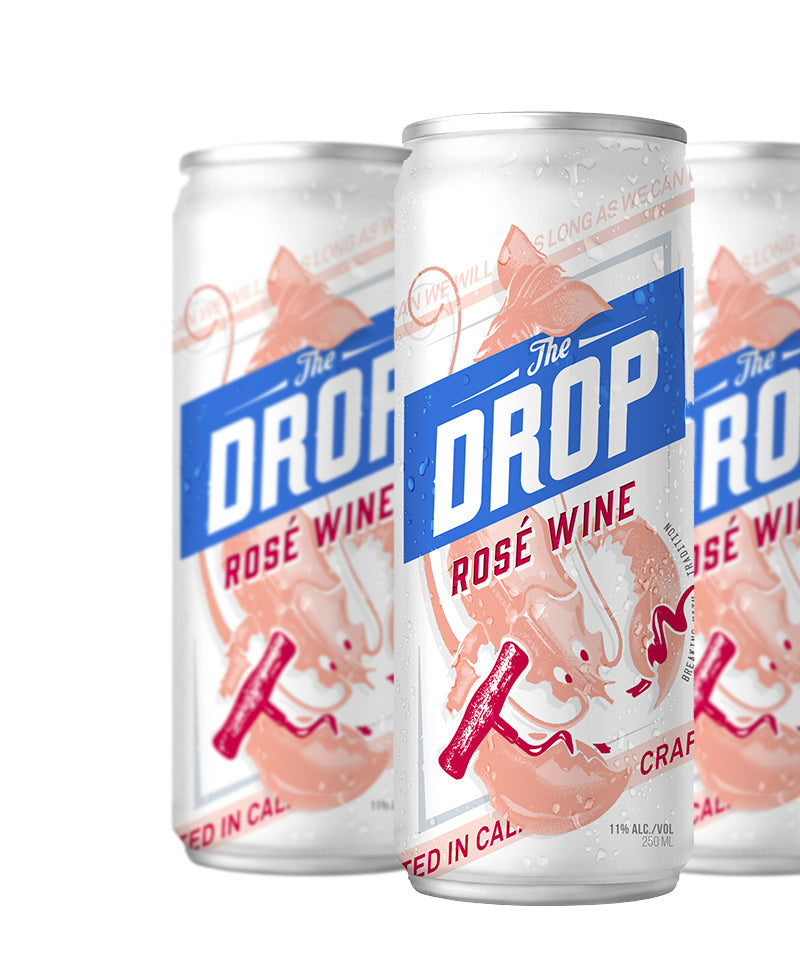 The Drop Rosé (8 Pack)