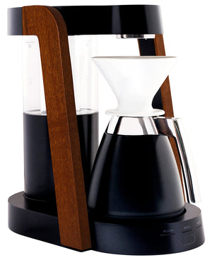 Ratio Eight Mahogany Dark Cobalt & Thermal Carafe