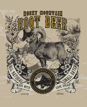 Rocky Mountain Root Beer (12 Pack)