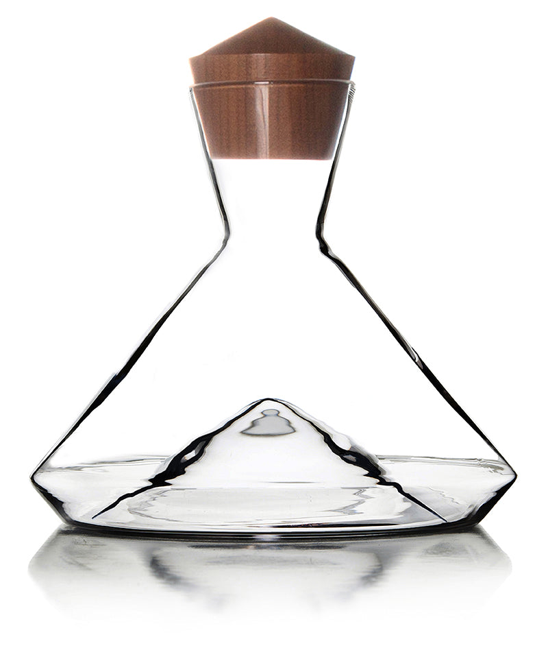 Sempli Monti Decanter with Noix Stopper
