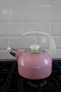 Heirloom Enamel Kettle