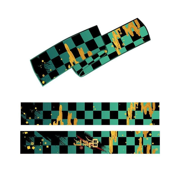 - Demon Slayer Kimetsu No Yaiba Scarf - Foxtume