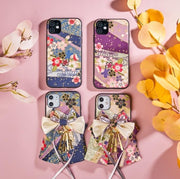 Four sakura pattern phone cases | Foxtume