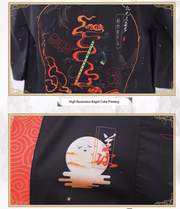 Haori | Grandma Of Demonic Cultivation Kimono Cardigan | Foxtume